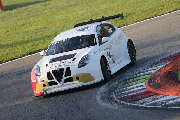 Andrea Mosca takes on European challenge of Team Bacci with AR Motorsport in TC Open 2017